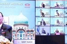 APEC adopta Visión Putrajaya 2040