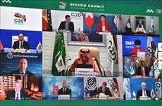 Premier vietnamita asiste a la Cumbre del G20