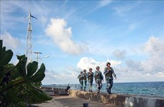 Entregan premios a obras destacadas sobre frontera, mar e islas de Vietnam