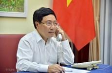 Corroboran nexos entre Vietnam y Angola