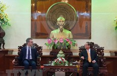 Ciudad vietnamita impulsa cooperación con UE para adaptarse al cambio climático