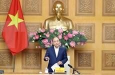 Sugiere premier de Vietnam que sector textil aproveche más mercado interno