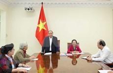 Llama premier de Vietnam a estimular el estudio por toda la vida