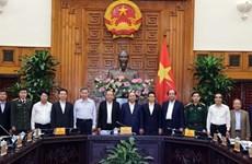 Premier vietnamita preside primera reunión del Comité Directivo Nacional de Ciberseguridad