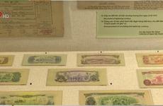 Presentan historia del papel moneda de Vietnam a través de los períodos