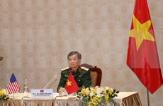 Organizan diálogo de políticas en defensa entre Vietnam y Estados Unidos