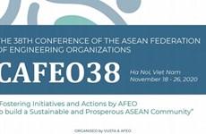 Celebrarán en Hanoi Conferencia de Federación de Organizaciones de Ingeniería de la ASEAN