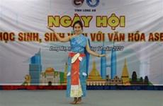 Celebran Día estudiantil de la cultura de ASEAN en provincia vietnamita de Long An