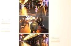 Sobresalen obras de la VNA en exposición internacional de fotografía sobre el COVID-19 en Seúl