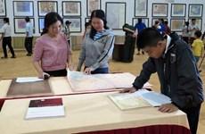 Exhibición digital muestra soberanía vietnamita sobre Hoang Sa y Truong Sa