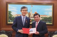 Aprecian aportes del consulado general de Corea del Sur a lazos bilaterales