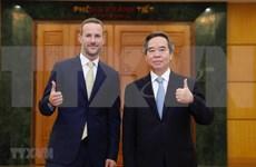 Estados Unidos con inversión multimillonaria en fondo soberano de Indonesia