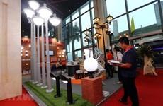 Nutrida participación en Exhibición Internacional de construcción en Hanoi