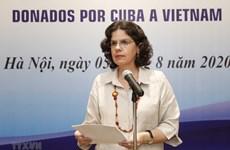 Resaltan solidaridad especial entre Vietnam y Cuba