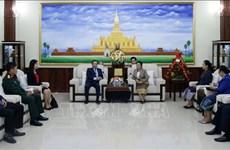 Aprecian papel de Vietnam durante 45 años de desarrollo de Laos