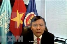 Vietnam apoya reanudación de negociaciones de paz en Siria
