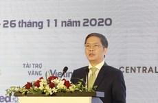Ministro vietnamita reitera apoyo a empresas surcoreanas