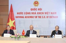Vietnam y Kazajstán fortalecen cooperación parlamentaria