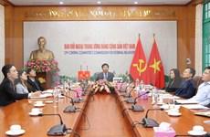 Participa Vietnam en Conferencia Internacional de Partidos Políticos Asiáticos