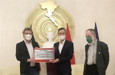 Alemania brinda apoyo a vietnamitas afectados por desastres naturales