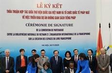 Expanden espacio cultural francés en Vietnam