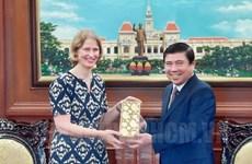Estrechan relaciones Ciudad Ho Chi Minh y Nueva Zelanda