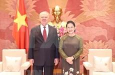 Corroboran vínculos entre Vietnam y Rusia