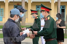 Reporta Vietnam ocho nuevos casos importados de COVID-19