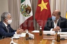 Vietnam busca fortalecer cooperación comercial con México