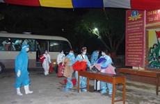 Regresan a casa 368 ciudadanos vietnamitas desde Macao (China)