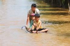 UNICEF ofrece ayuda a niños de desnutrición en Centro de Vietnam