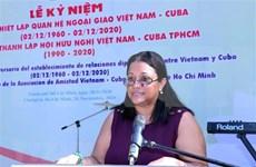 Conmemoran en Ciudad Ho Chi Minh aniversario 60 de nexos diplomáticos Vietnam-Cuba