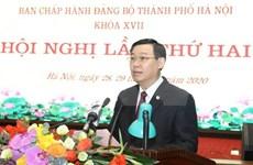 Hanoi diseña orientaciones del desarrollo socioeconómico para 2021-2025