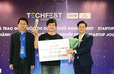Concurso Startup Hunt 2020 honra a empresas emergentes vietnamitas