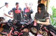 Concluye el segundo Festival de brocados de Vietnam