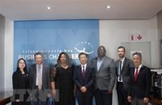 Promueven relación económica entre Vietnam y Sudáfrica
