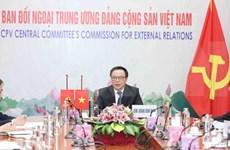 Vietnam y China robustecen cooperación partidista