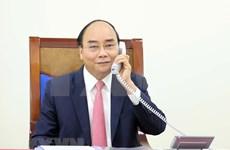 Premier vietnamita sostiene conversaciones telefónicas con su homólogo holandés