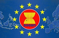 Efectúan II Diálogo de alto nivel ASEAN y UE sobre el entorno