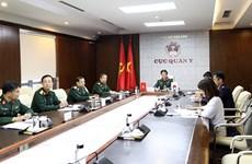 Vietnam y Japón agilizan lazos en medicina militar