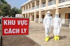 Realizan cuarentena cientos de vietnamitas relacionados con casos del COVID-19