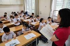 Vietnam lidera resultados de aprendizaje de estudiantes de primaria del Sudeste Asiático