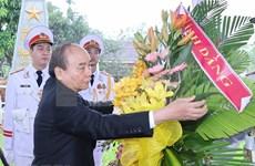 Resaltan trayectoria revolucionaria del extinto presidente Le Duc Anh
