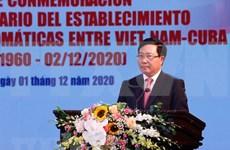 Nexos amistosos Vietnam-Cuba: historia gloriosa y mirada de esperanza hacia el futuro