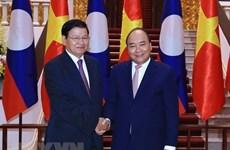 Destacan ayuda del pueblo vietnamita a la lucha por la independencia de Laos