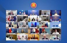 ASEAN y Unión Europea agilizan cooperación en lucha contra COVID-19