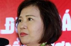 Exviceministra expulsada del Partido Comunista de Vietnam