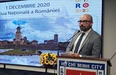 Celebran Día Nacional de Rumania en Ciudad Ho Chi Minh
