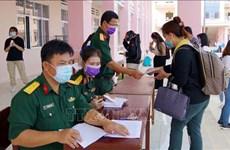 Provincia vietnamita de Soc Trang refuerza alerta de COVID-19 para su población