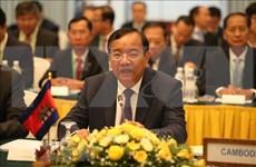 Camboya publica declaración sobre resultados de Reunión Ministerial ASEAN-UE